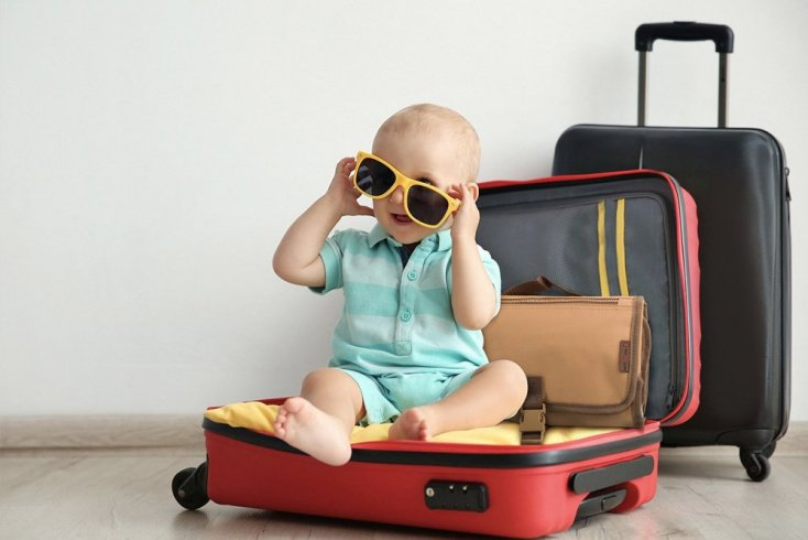 Что родители крохи должны взять с собой