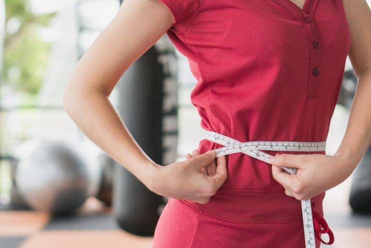 Резкое начало и окончание диеты