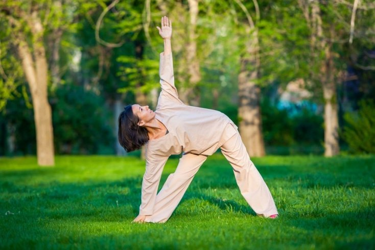 Йога и работа с эмоциями