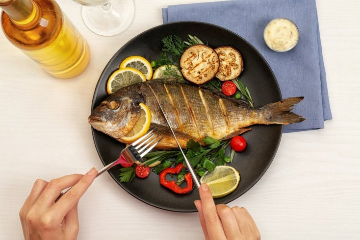 Особенности питания пескетарианцев