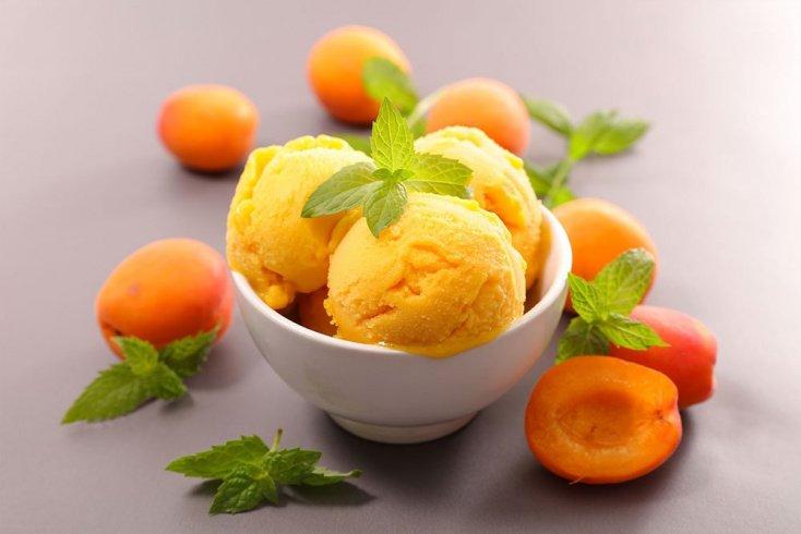 Абрикосовые десерты