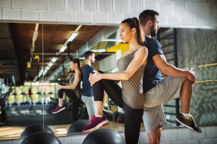 Стретчинг для развития гибкости