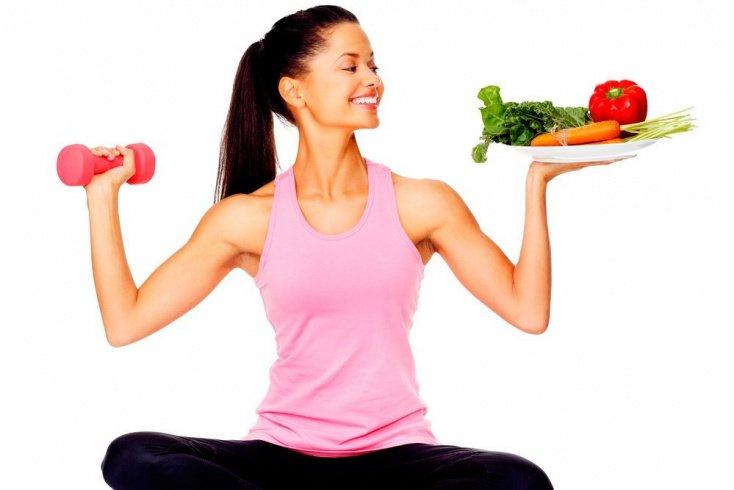 Похудение с помощью диет — это только половина успеха