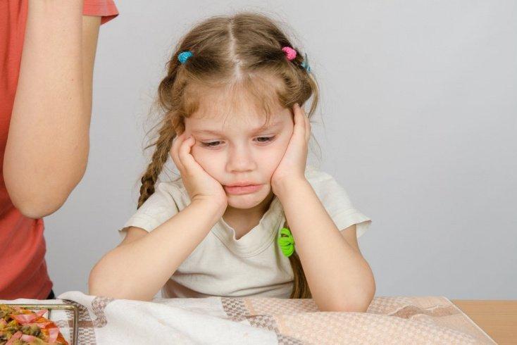 Чрезмерная опека родителей и невнимательность детей