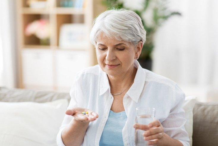 Витамины для женщин в возрасте 41-50 лет