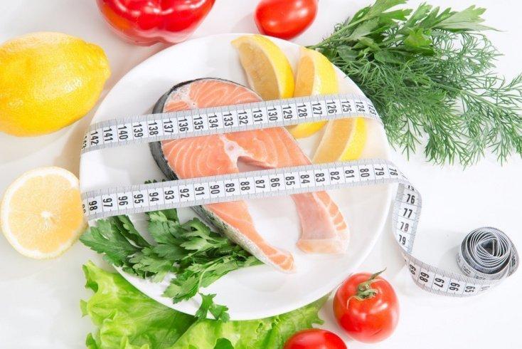 Похудение и меню диеты
