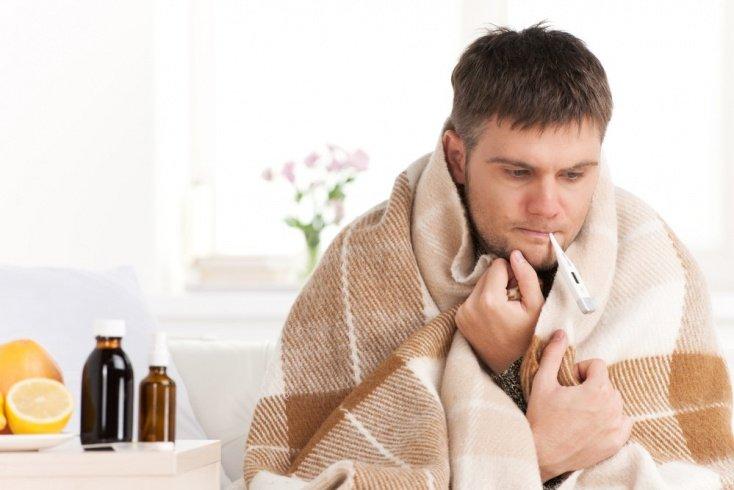 Причины и симптомы повышения температуры