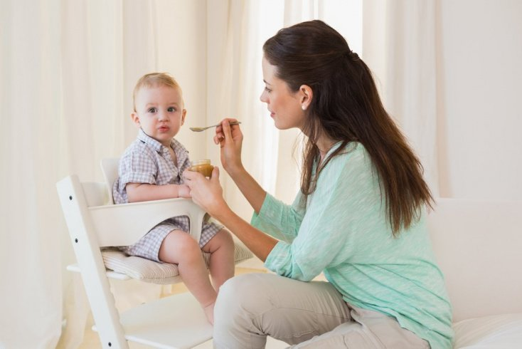 Какие каши вводить в детское питание?