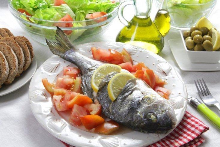 Рыбные диеты: здоровый образ жизни