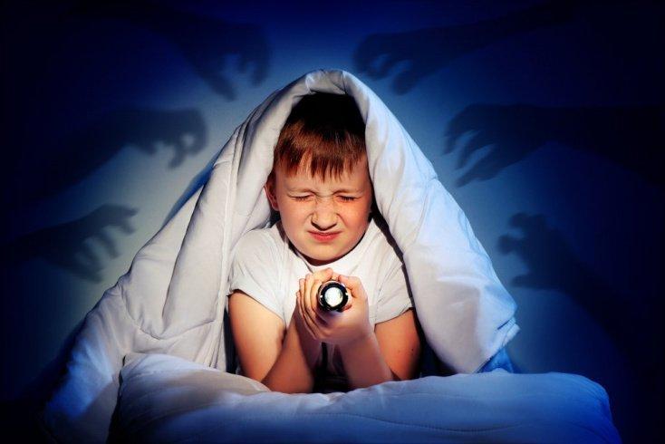 Воздействие кошмаров на психику ребенка
