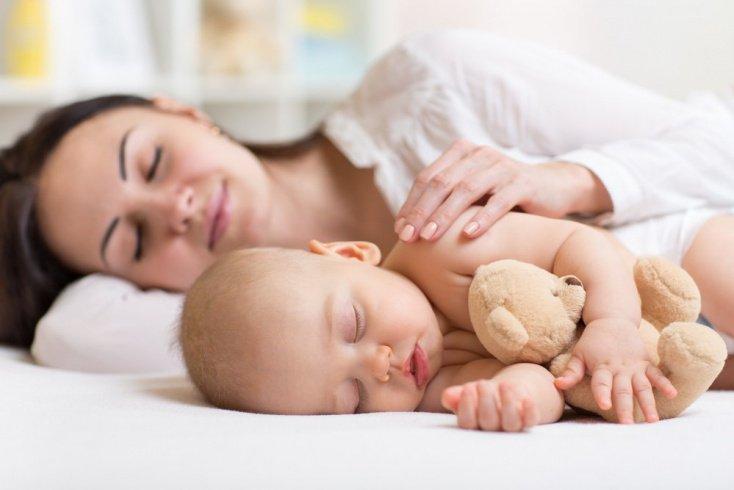 Причины нарушений сна у детей грудного возраста