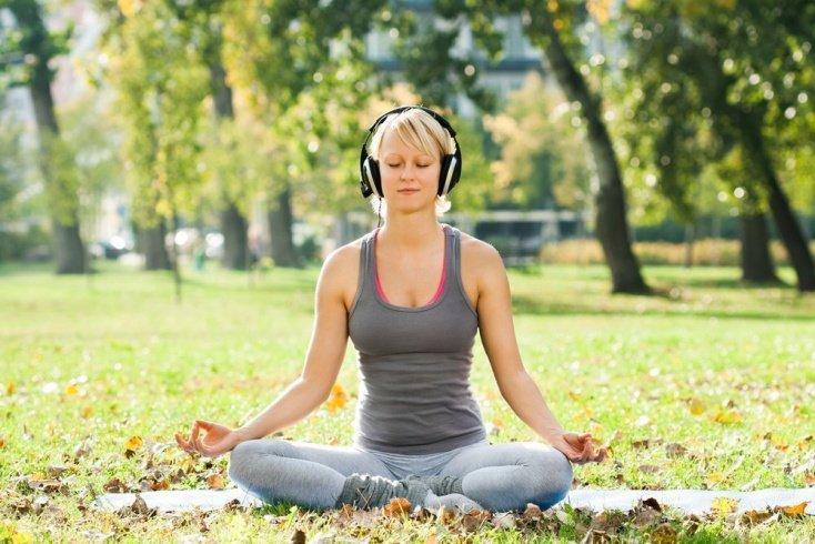 Практика медитации: помощь в йоге