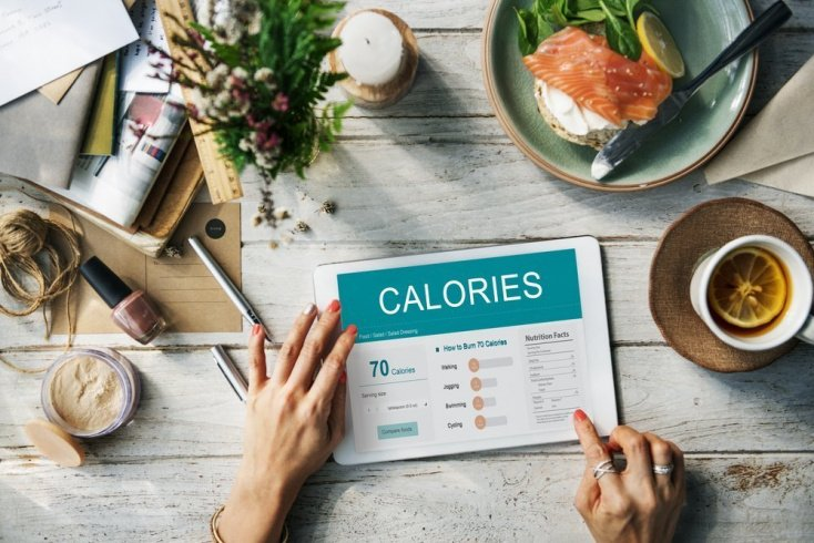 Калории и лишний вес