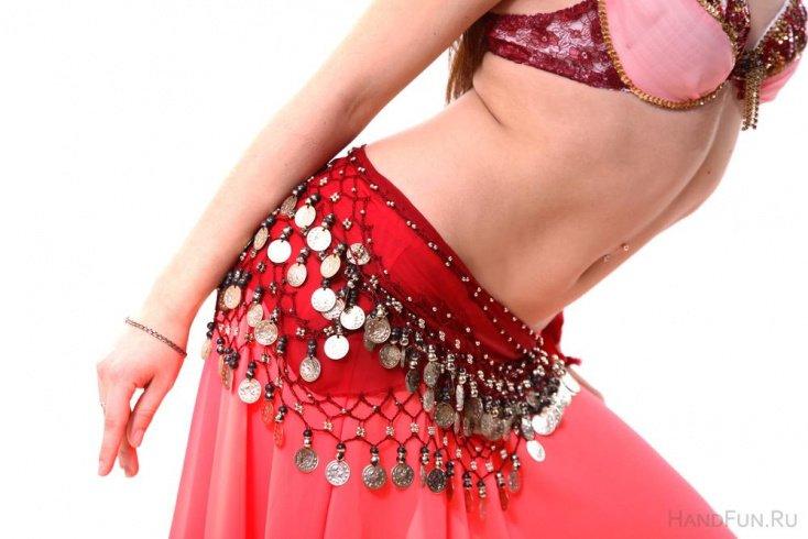Основные упражнения для танца живота