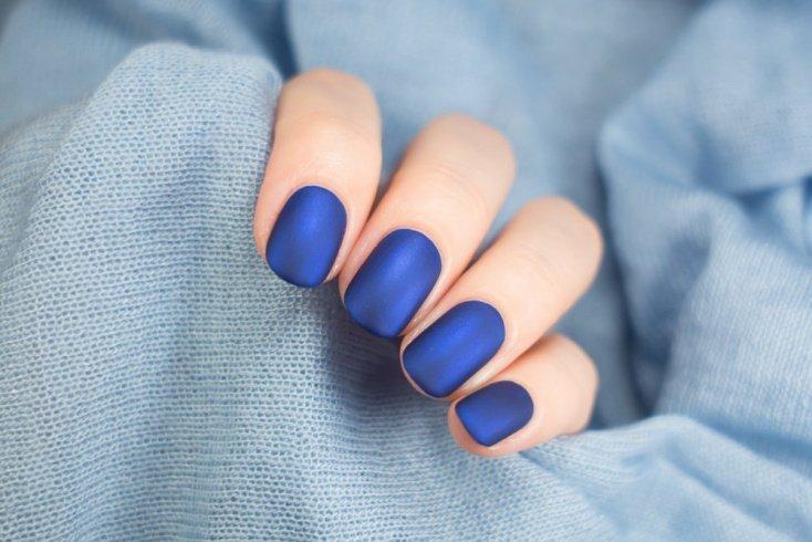 14. Сушите ногти в холоде, а не тепле