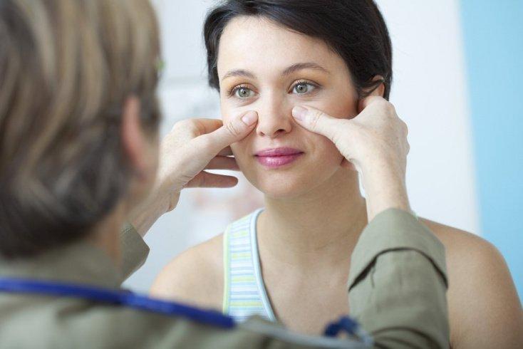 Нюх и изменения в полости носа