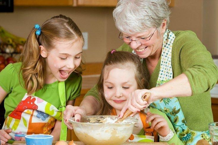 Советы для бабушек и дедушек