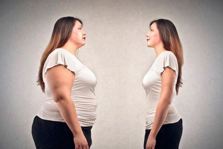 Похудение и проблема лишнего веса