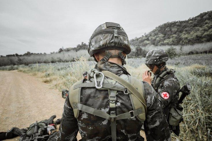 Местные гемостатики военного производства