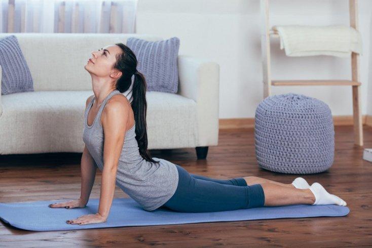 Разминка и базовые упражнения при сколиозе