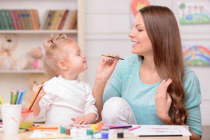 Как самостоятельной матери и ее детям повысить самооценку?