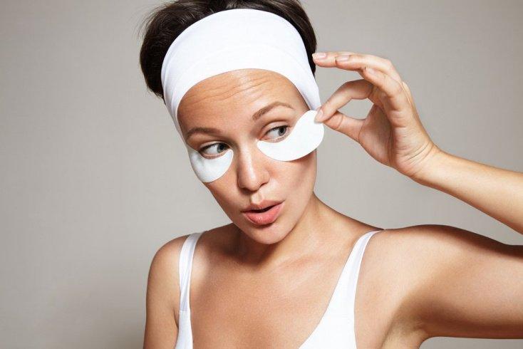 Раз в неделю делайте маски для профилактики ранних морщин