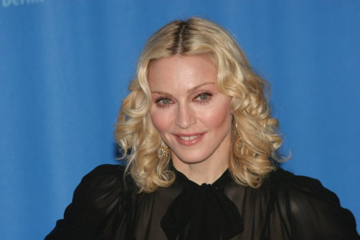 Мадонна: уход за волосами — это правильное питание