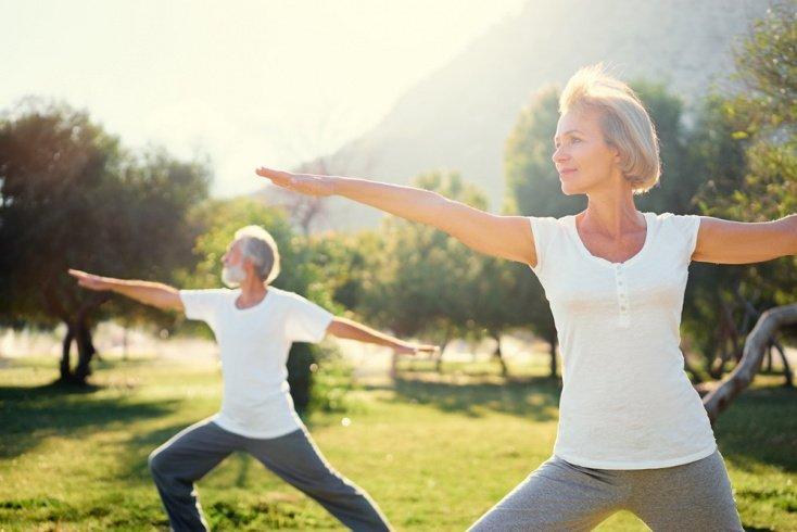 Упражнения и физическая активность