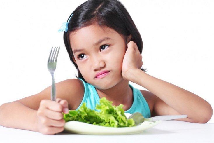 Если дети не любят овощи