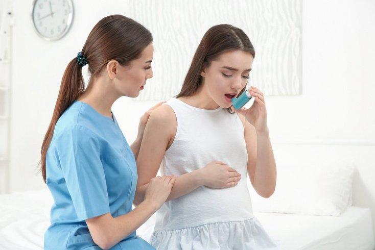 Бронхиальная астма: контроль превыше всего