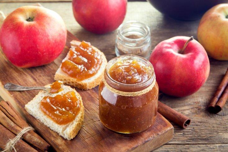 Здоровое питание: яблочно-облепиховое повидло