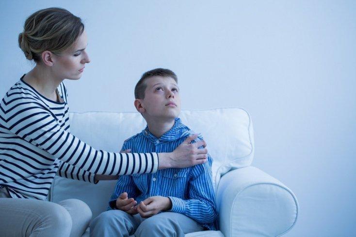 Психика ребенка страдает