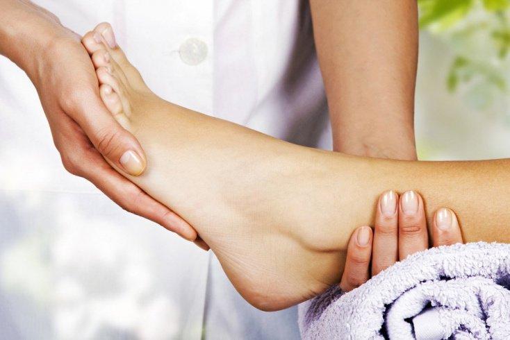 Проблемы потных ног