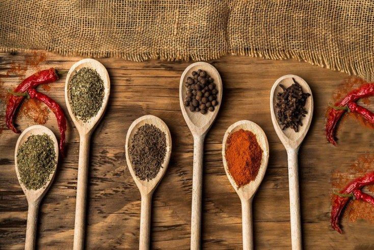 Специи и пряности в классическом рецепте