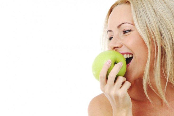 Ценный продукт питания: состав яблок