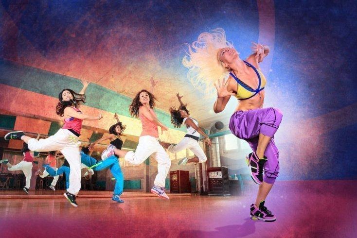 Аэробика, танцы для похудения