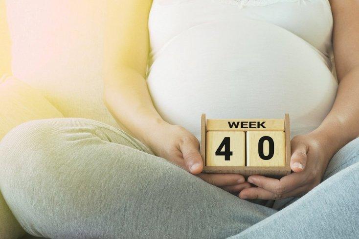 Что происходит с ребенком на 40 неделе беременности?