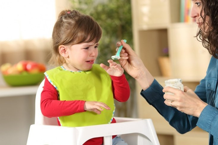 Причины развития пищевой непереносимости на определенное питание