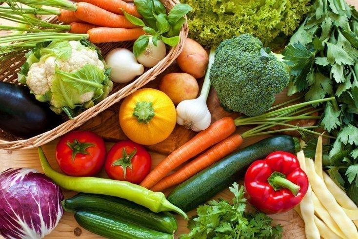 Овощная диета — эффективная методика снижения веса