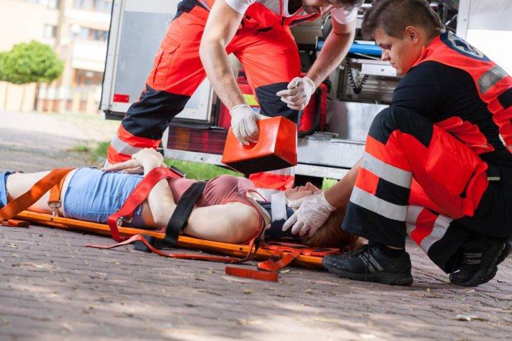 Травмы при ДТП, печальная статистика