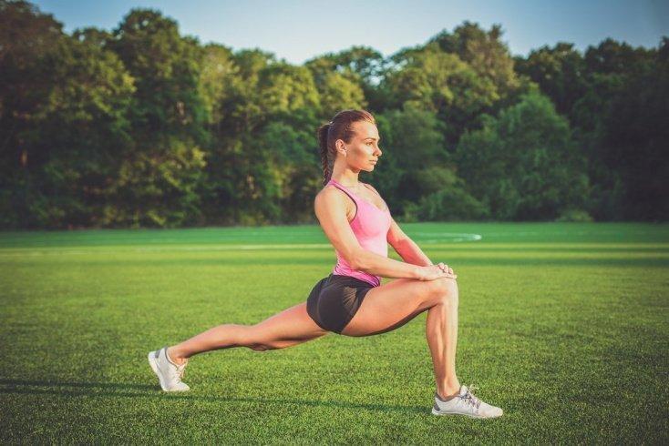 Основные правила тренингов для красоты ног