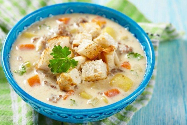 Рецепты супа для здоровья, иммунитета и фигуры