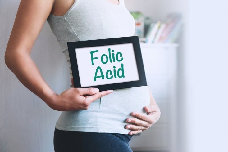Фолиевая кислота для развития плода