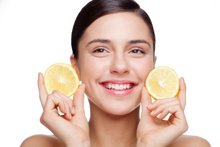 Рецепты лосьонов на основе лимонного сока
