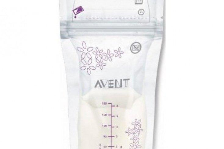 Пакеты для грудного молока Philips AVENT