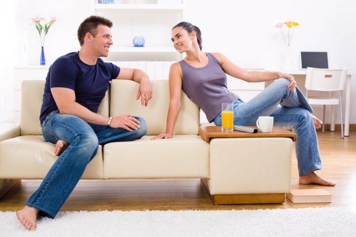 Отношения с мужчиной: четкое разделение обязанностей