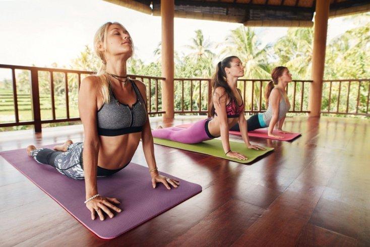 Разогревающие упражнения для спины