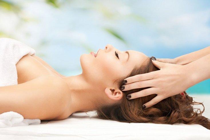 Аромамассаж кожи головы: польза и противопоказания