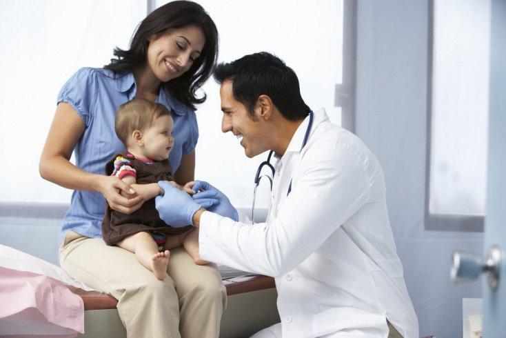 Виды и причины развития экземы у детей