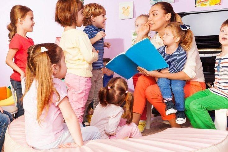 Кризис отделения у детей и воспитатель